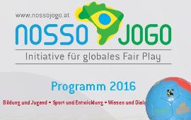 Bestellung Nosso Jogo Programmheft
