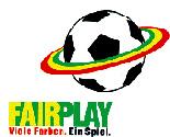 Logo FairPlay. Viele Farben. Ein Spiel.