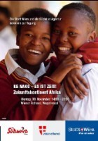 Tagung: Ke Nako – Es ist Zeit! Zukunftskontinent Afrika
