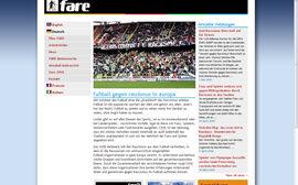 FARE Homepage