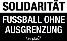 fairplay Aktionswochen | Solidarität - Fußball ohne Ausgrenzung