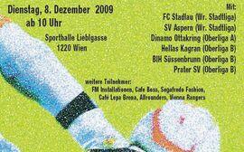 13. Wiener Gestarbeiterturnier 2009