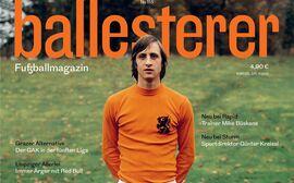 ballesterer Nr. 115: Johan Cruyff