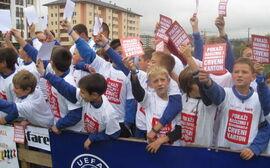 Aktionswoche 2013 in der Westbalkan-Region
