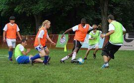 """""""Kick im Park""""-Turnier organisiert von SIQ! in Graz im Sommer 2010"""