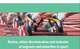FRA Studie zu Rassismus und ethnischer Diskriminierung im Sport