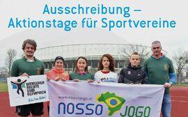 Nosso Jogo Aktionstage 2016