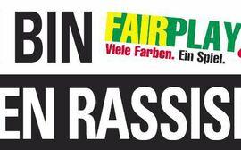 Das Motto der diesjährigen FARE Aktionswoche in der Österreichischen Bundesliga