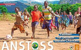 Fußballkalender ANSTOSS 2014 © Ron Nickel