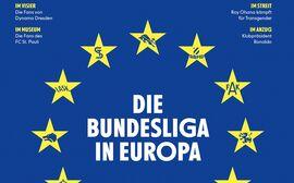 ballesterer 143: Die Bundesliga in Europa