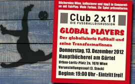 Club 2x11 - Global Players