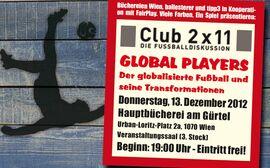 Club 2x11 - Global Players
