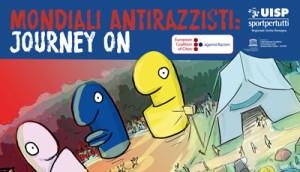 Logo Mondiali Antirazzisti ECCAR Project